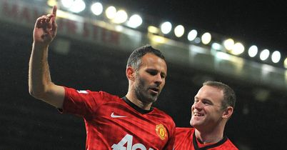 Ryan Giggs converted from the spot