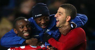 All smiles at Stamford Bridge
