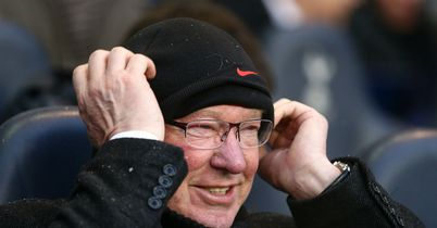 Sir Alex Ferguson: Has a record of blasting officials