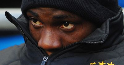 Mario Balotelli: Won't be leaving Manchester City