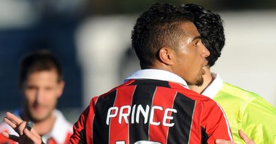 Kevin-Prince Boateng: Left the field of play after racist abuse
