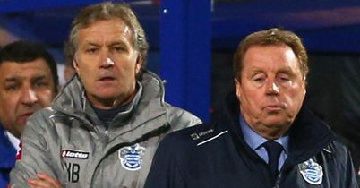 Kevin Bond: Faces an uphill task to help Harry Redknapp keep QPR afloat