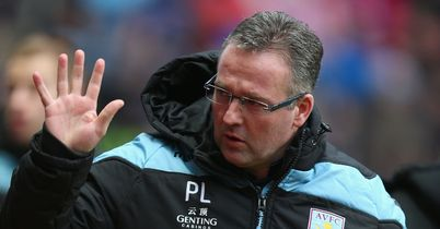 Paul Lambert: Feels comments were disrespectful