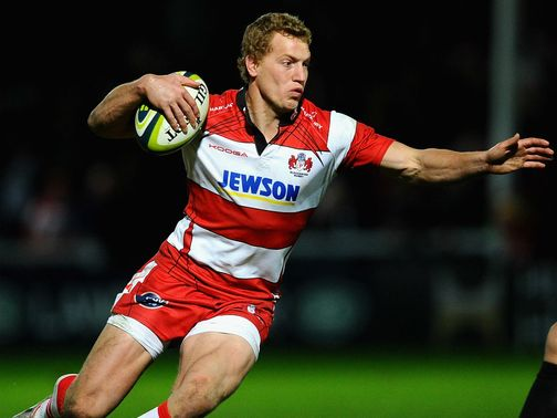 Billy Twelvetrees: Named in England 23