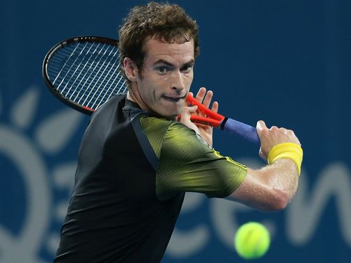 Andy Murray: Taken to three sets by Millman