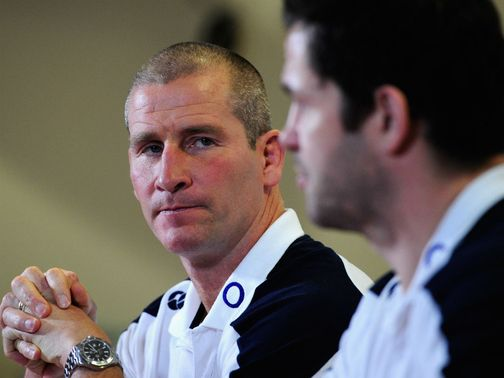 Stuart Lancaster: Powerful new role