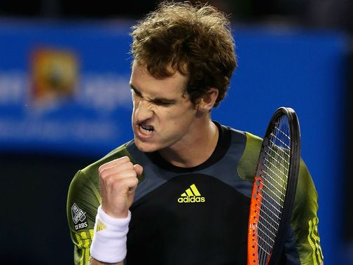 Andy Murray: Now faces Novak Djokovic in the Australian Open final