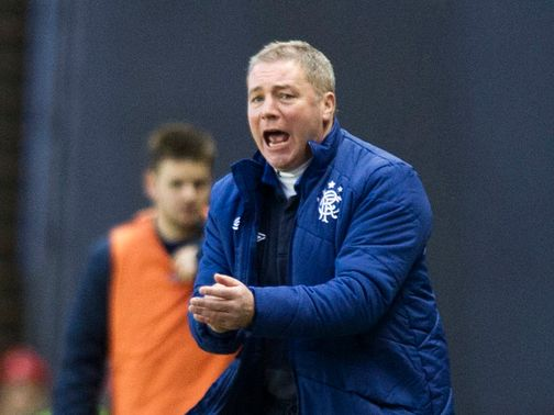 Ally McCoist: Pleased with fighting spirit