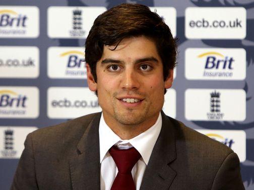 Alastair Cook: Will captain England