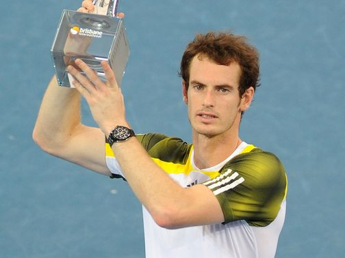Andy Murray: &#39;Only going in one direction&#39; says Croft