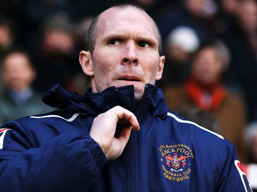 Appleton: Set for Blackpool talks