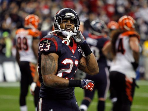 Arian Foster: Key man in wild-card win