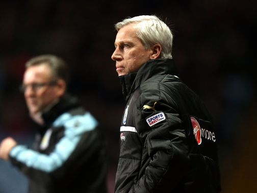 Pardew believes Villa will stay up