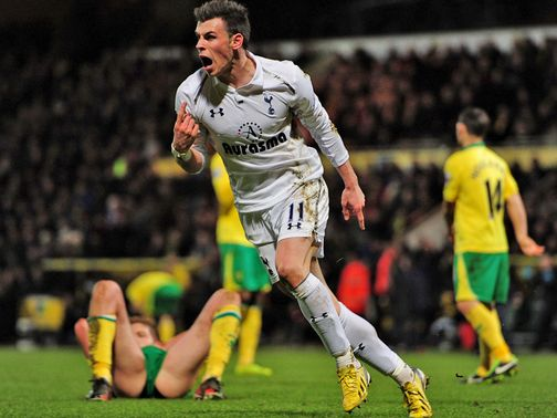 Bale: In outstanding form