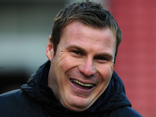 David Flitcroft: Named as Barnsley's new manager