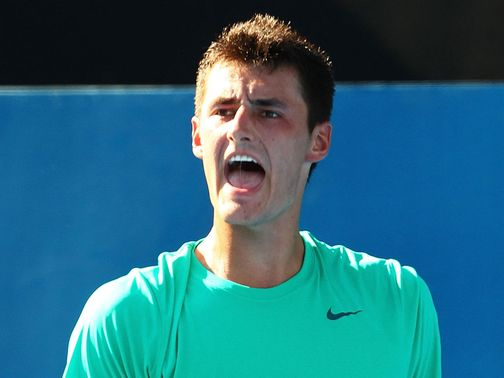 Bernard Tomic: Through to the final