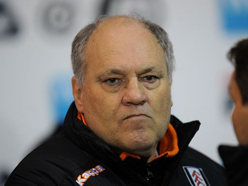 Martin Jol: No need to panic