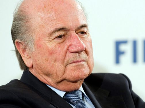 Sepp Blatter: 'A tournament belongs in one country'