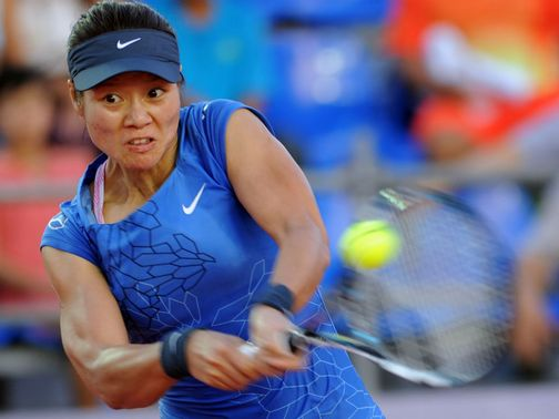 Li Na: Through to the last four
