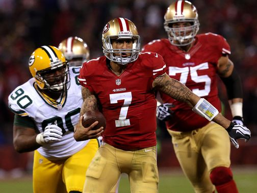 Coling Kaepernick can star again for the 49ers