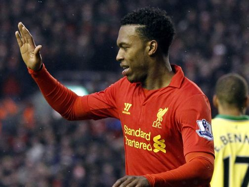 Daniel Sturridge: Strong start to life at Liverpool