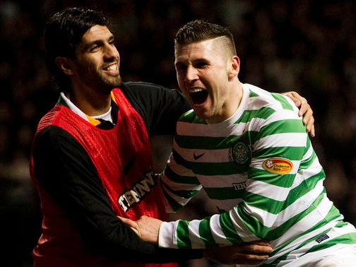 Gary Hooper: Celtic striker has been linked with a January exit