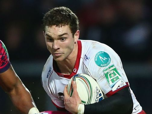 George North: No serious damage