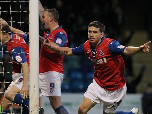 Cody McDonald: Scored for Gillingham