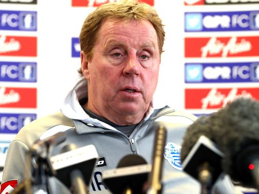 Harry Redknapp: Dismissed reports of players drinking in Dubai