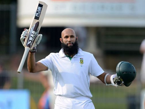 Hashim Amla: Another impressive century