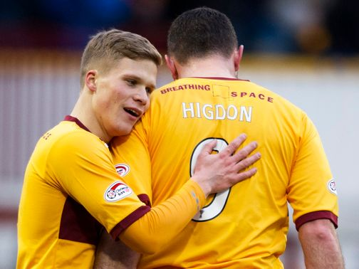 Motherwell: Fancied to win at Kilmarnock