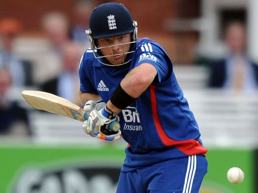 Ian Bell: Star of the show for England