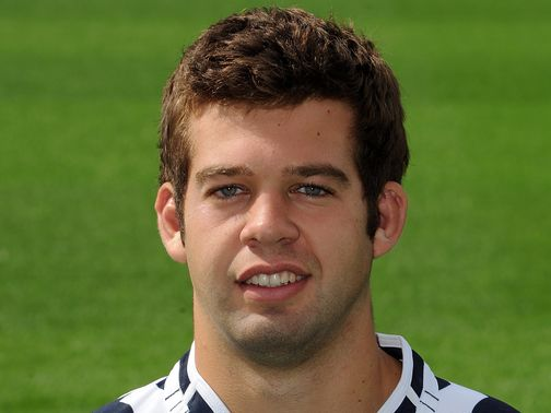 Josh Beaumont: Named at No 8 by Sale