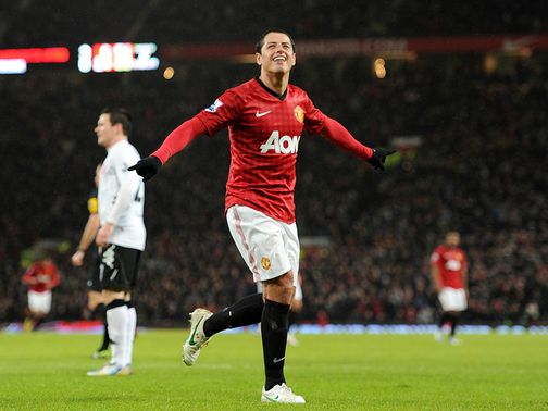 Javier Hernandez: Wants to win the treble