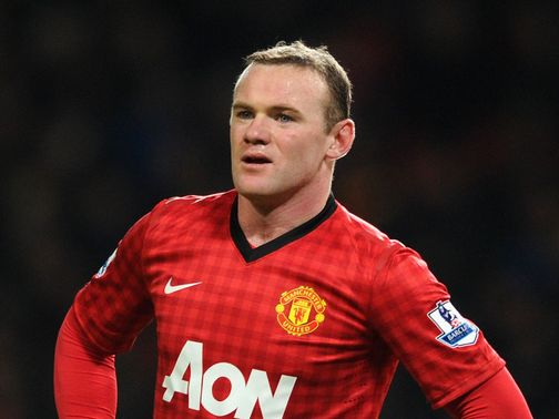 Wayne Rooney: Handed over penalty duty