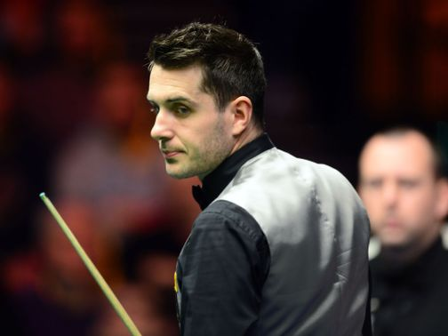Mark Selby: Beaten 4-0 by Joe Perry