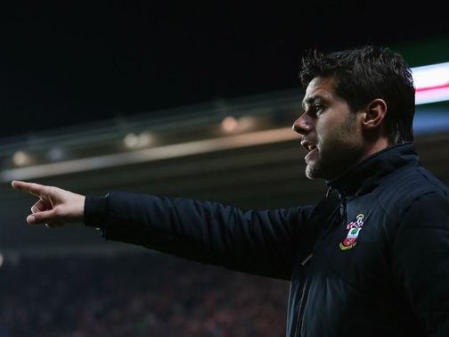 Pochettino: Respect for Adkins