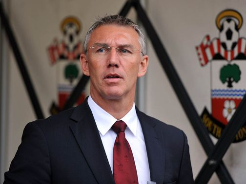 Nigel Adkins: Shown the door at St Mary's