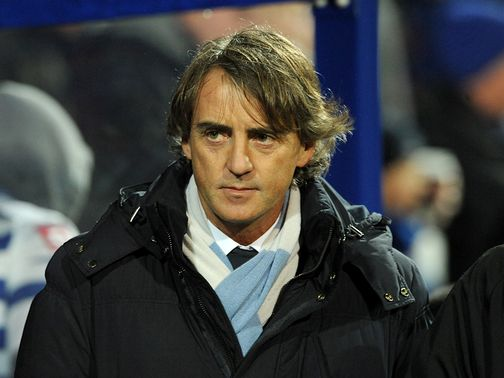 Roberto Mancini: Plotting to cut lead
