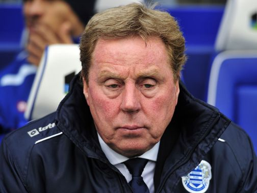 Redknapp: Looking to strengthen in January