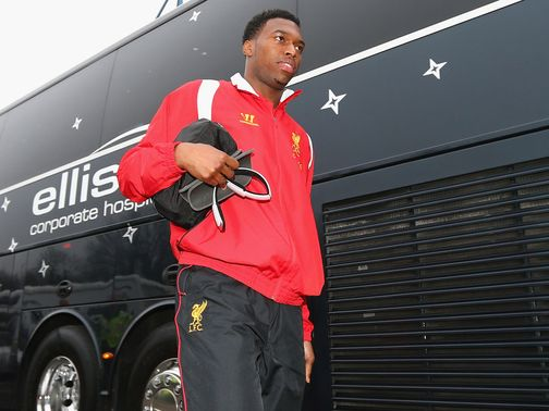 Sturridge: Set for his league debut for Liverpool