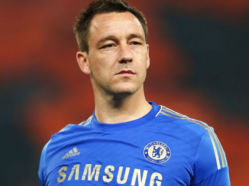John Terry: Back in the Chelsea squad
