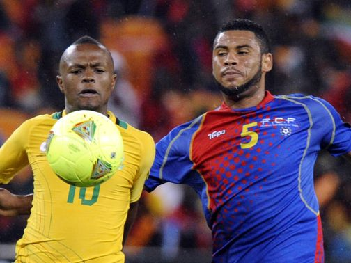 South Africa and Cape Verde drew 0-0