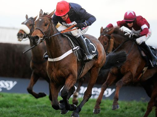 Bobs Worth: Out of Saturday&#39;s Cheltenham contest