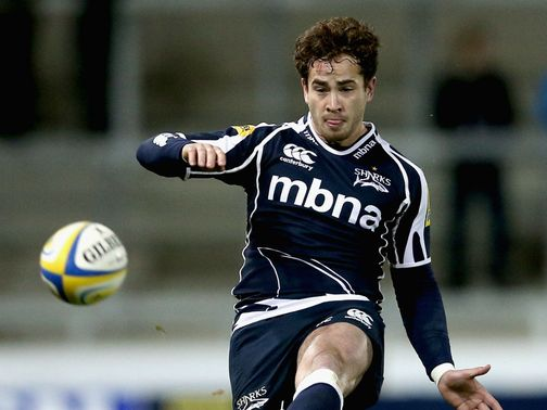 Danny Cipriani: 21-point haul for Sale