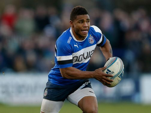 Kyle Eastmond: Will start at 13 for Bath