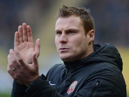 David Flitcroft: Says his side have achieved nothing yet