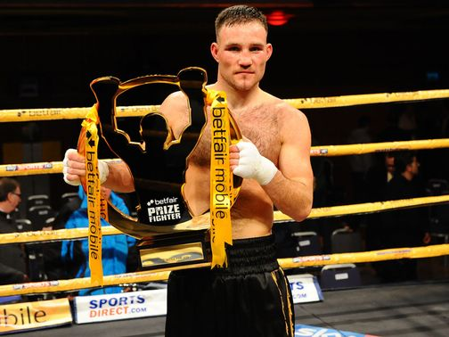 Glenn Foot: Deserved winner of Prizefighter (leighdawneyphotography.com)
