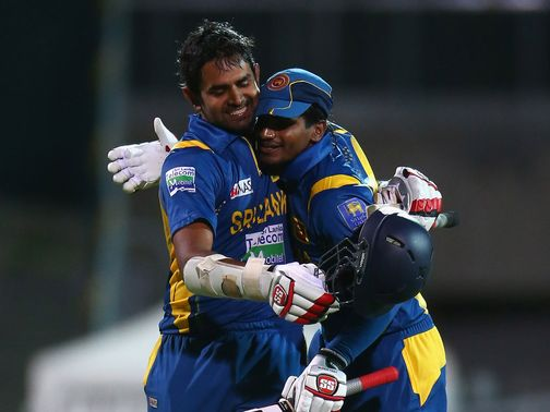 Lahiru Thirimanne: Hit a century