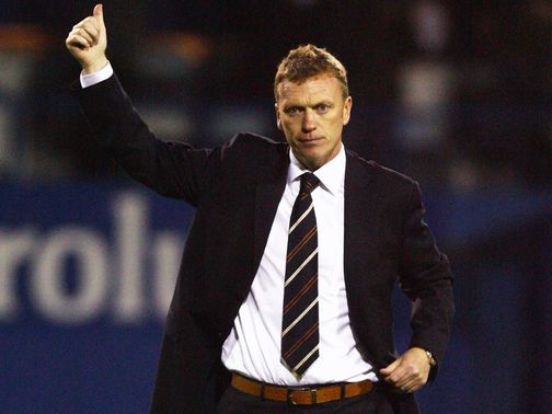 Moyes is hoping for some silverware